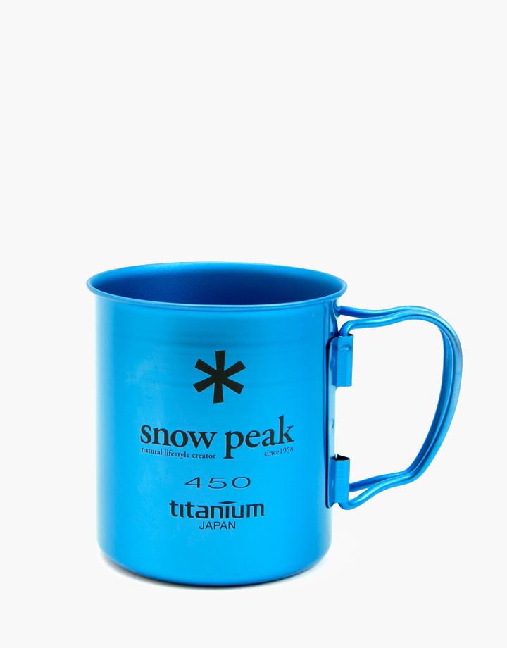 Snow Peak Single Wall Titanium Mug
