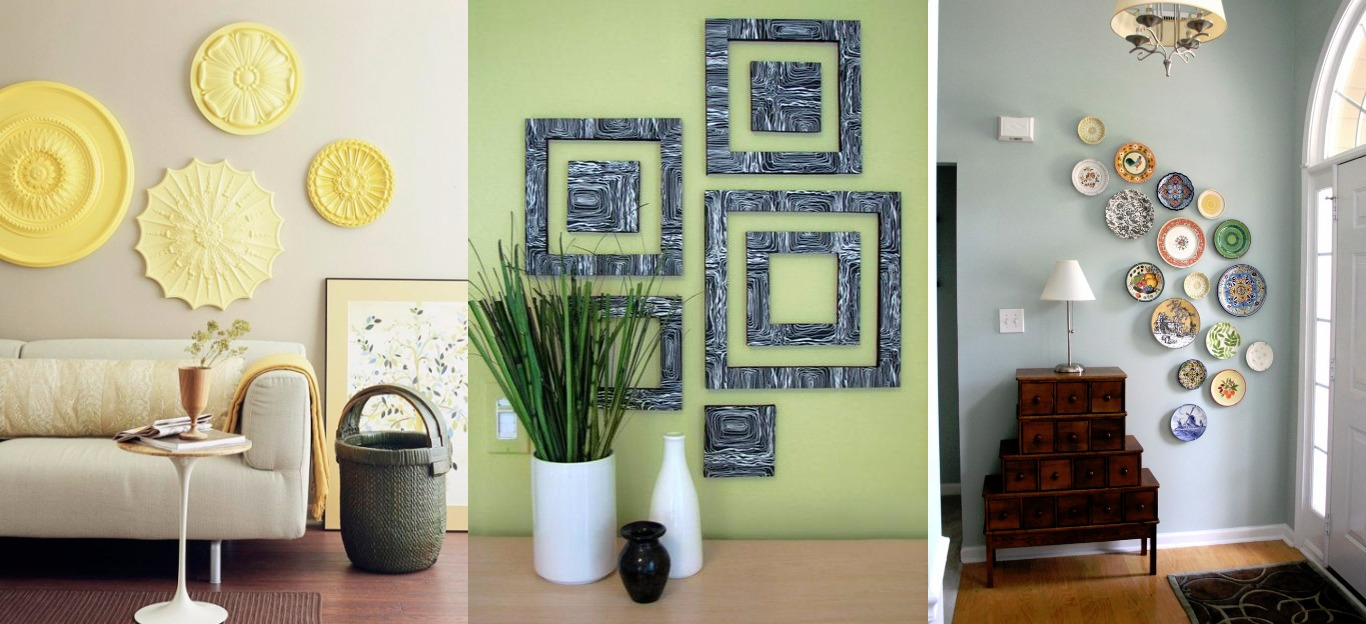 10 DIY Wall Decor Ideas With Tutorial