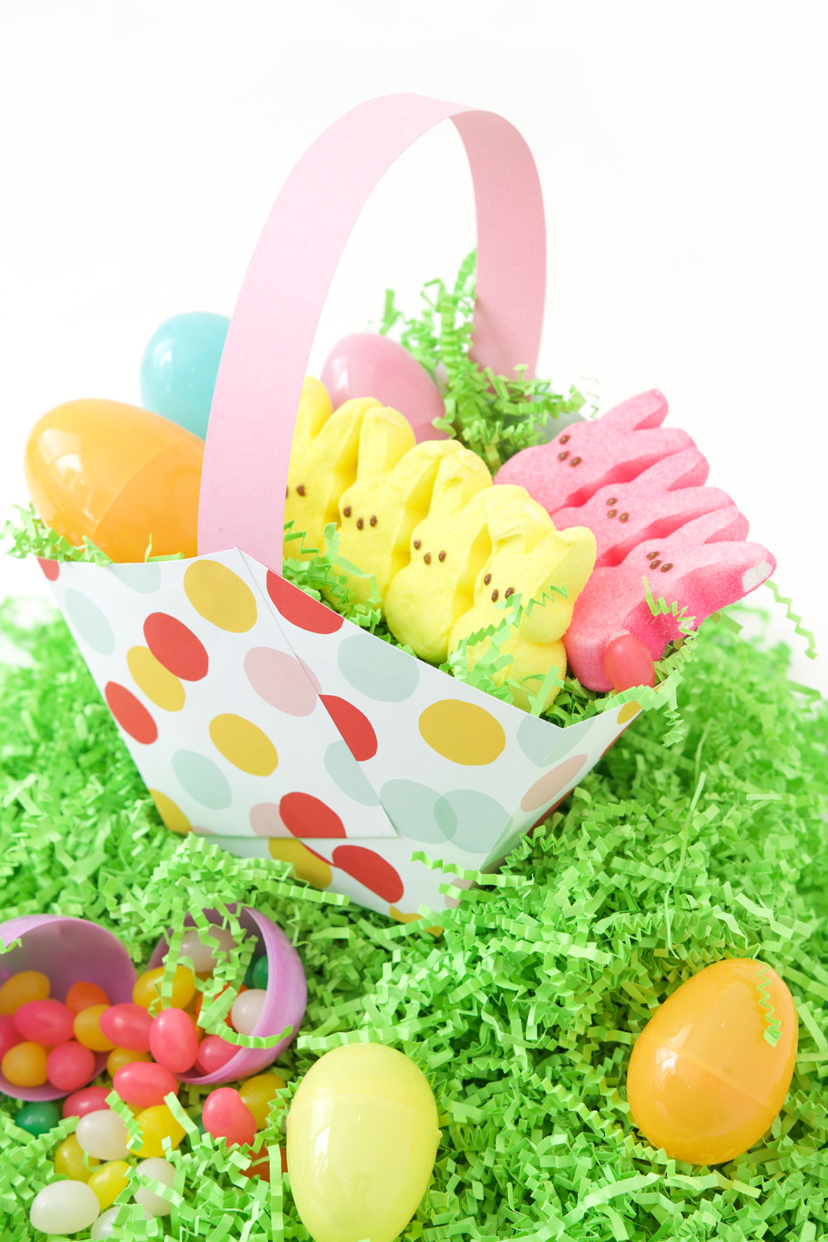Paper Easter Baskets