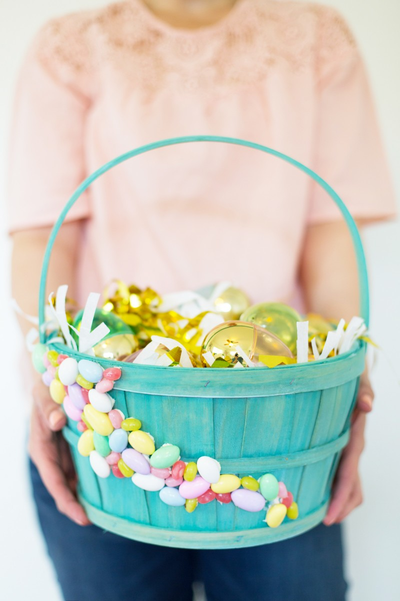 Personalized Easter Gift Baskets