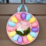 10 DIY Easter Wreath Ideas For 2017