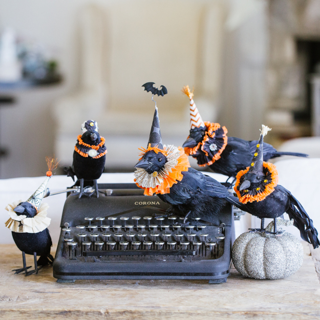 Classy Halloween Decorations: 58 Halloween Decorations Ideas You Can Do It Yourself