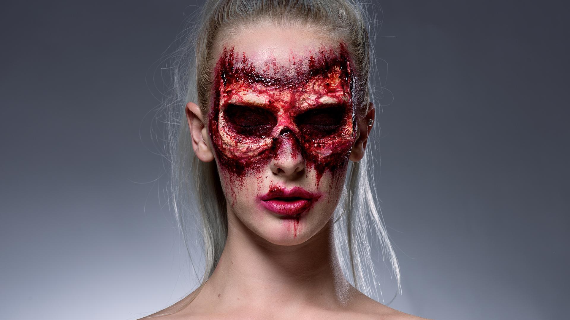 62 Halloween Makeup Tutorials To Make Halloween More Creepy - A ...