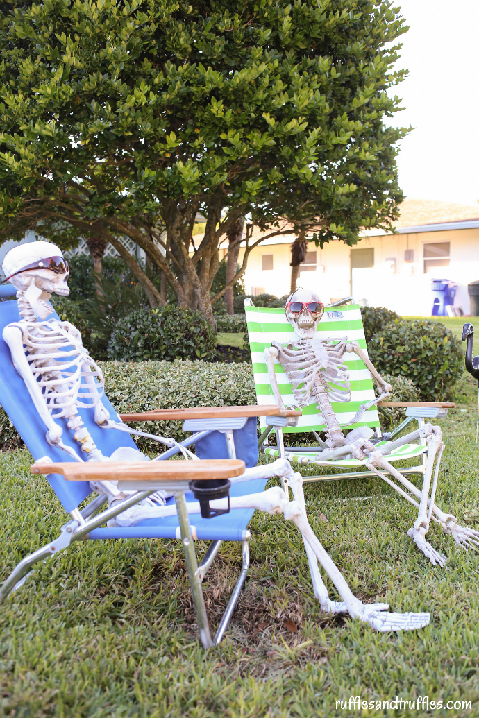 58 Halloween Decorations Ideas You Can Do it Yourself - A ... on Lawn Decorating Ideas id=46699