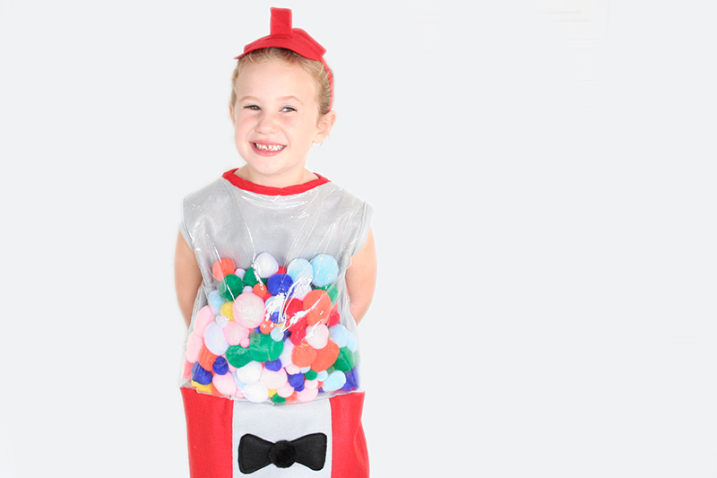 Gumball Machine Halloween Costume