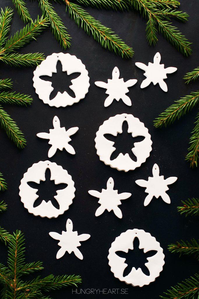 Air Dry Clay Ornaments