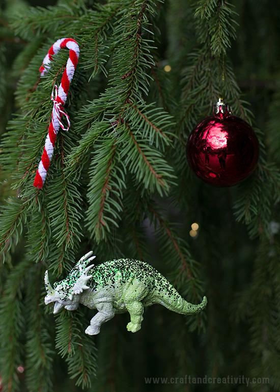 Dinosaur Ornaments