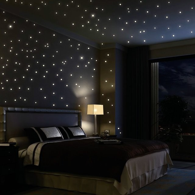 Christmas Bedroom Ceilings