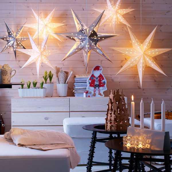Scandinavian Christmas Lights