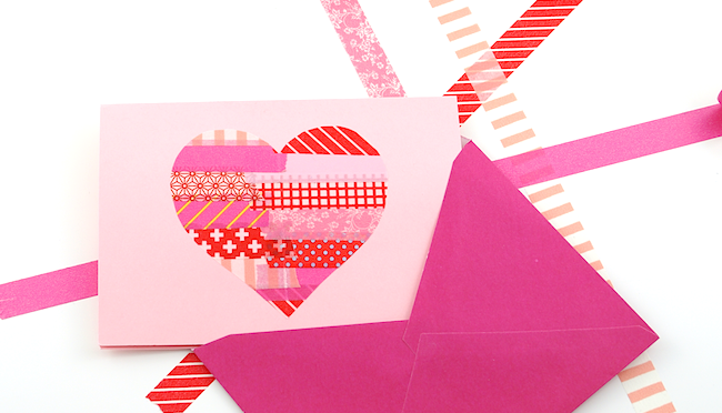 Patchwork Hearts Cards