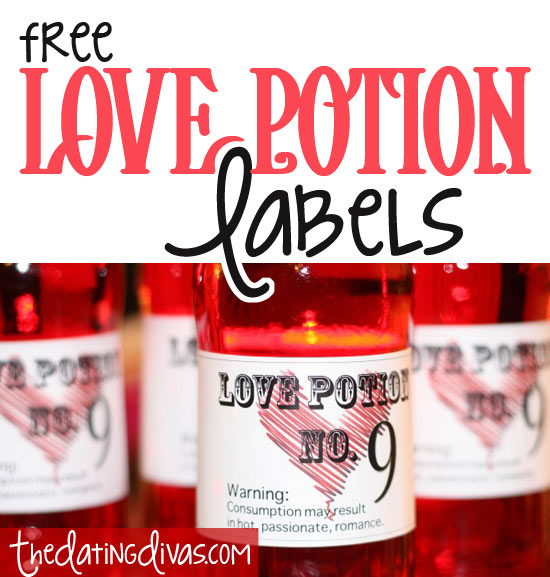 how to make a love potion easy