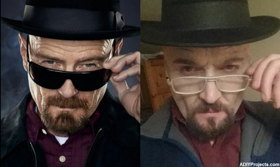 Breaking Bad Inspire Halloween Costume