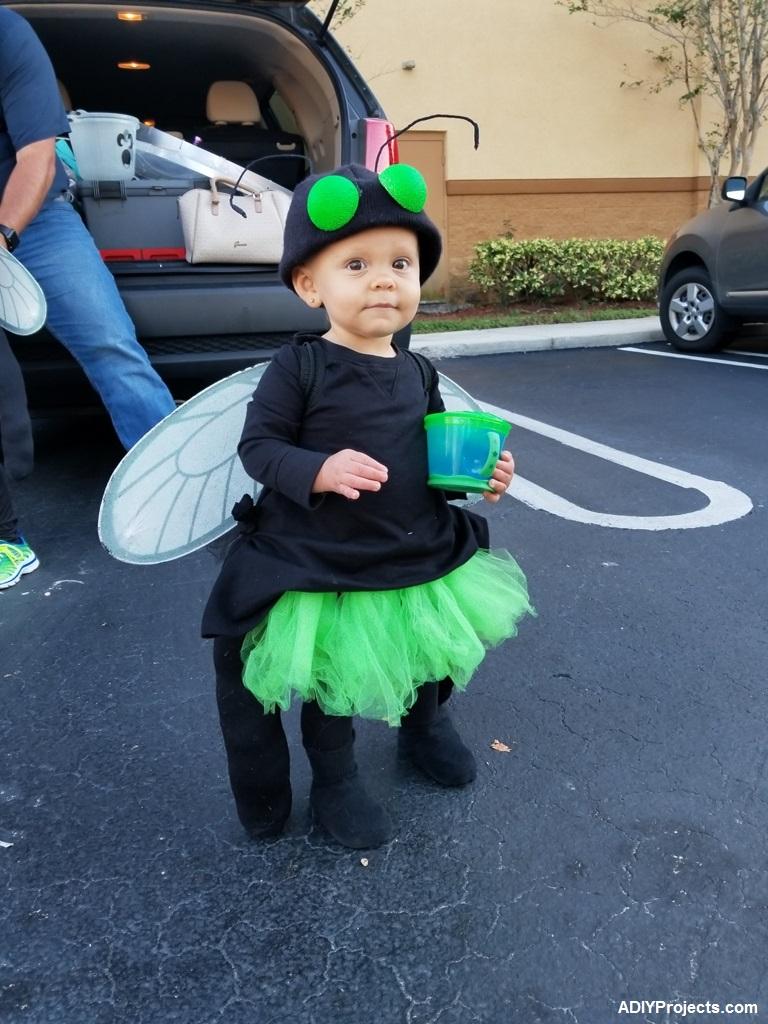 Halloween Costume For Baby Girl