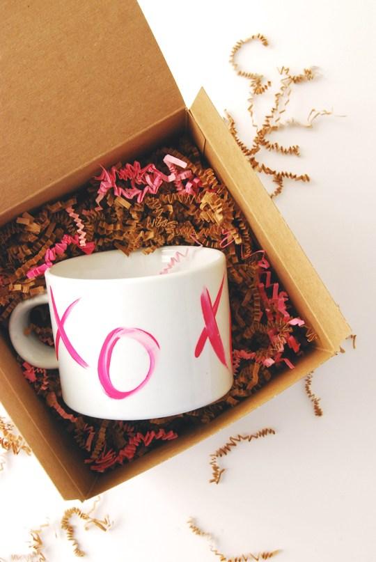 Valentine XO Mugs