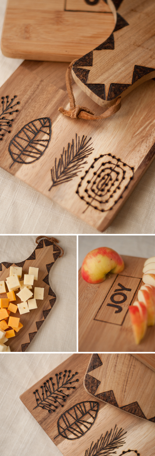 Wooden Cutting Boards