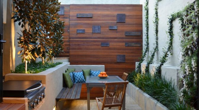 Small Patio Ideas to Decorate Your Outdoor Space