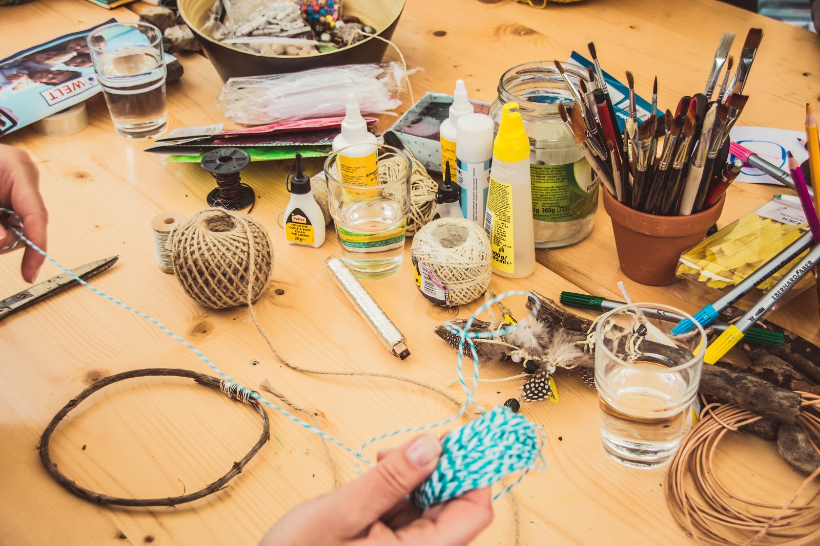 Five Awesome DIY Projects to Do at Home