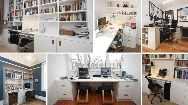8 Things You Have to Do for Setting up a Workable Home Office