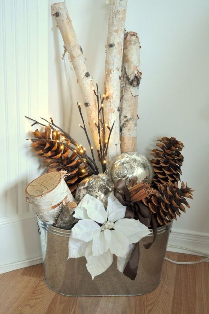 Rustic Light Decoration
