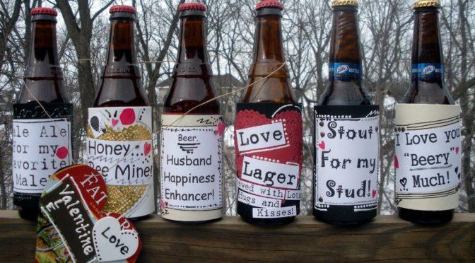 Custom Beer Bottles