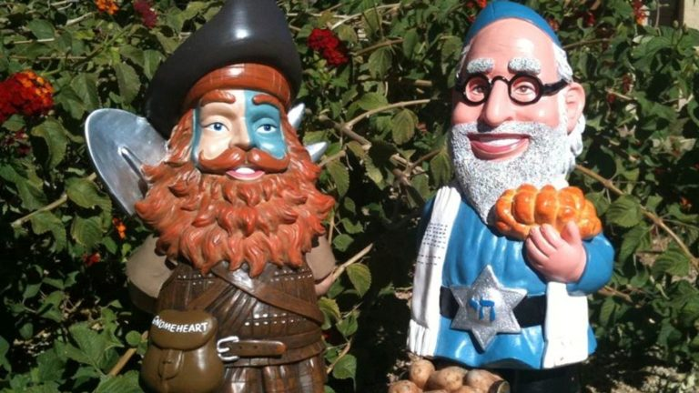 Garden Gnomes – Additions to the Garden