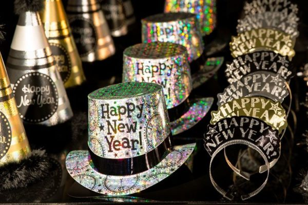 Designing your own New Year's Eve Party Hats