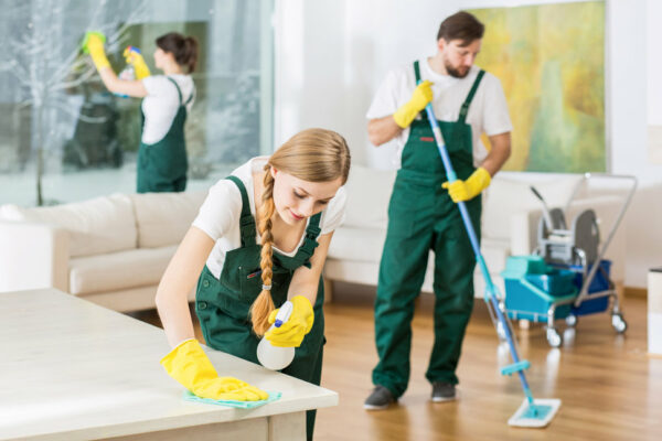 6 Major Benefits of Getting House Cleaning Services in Chicago